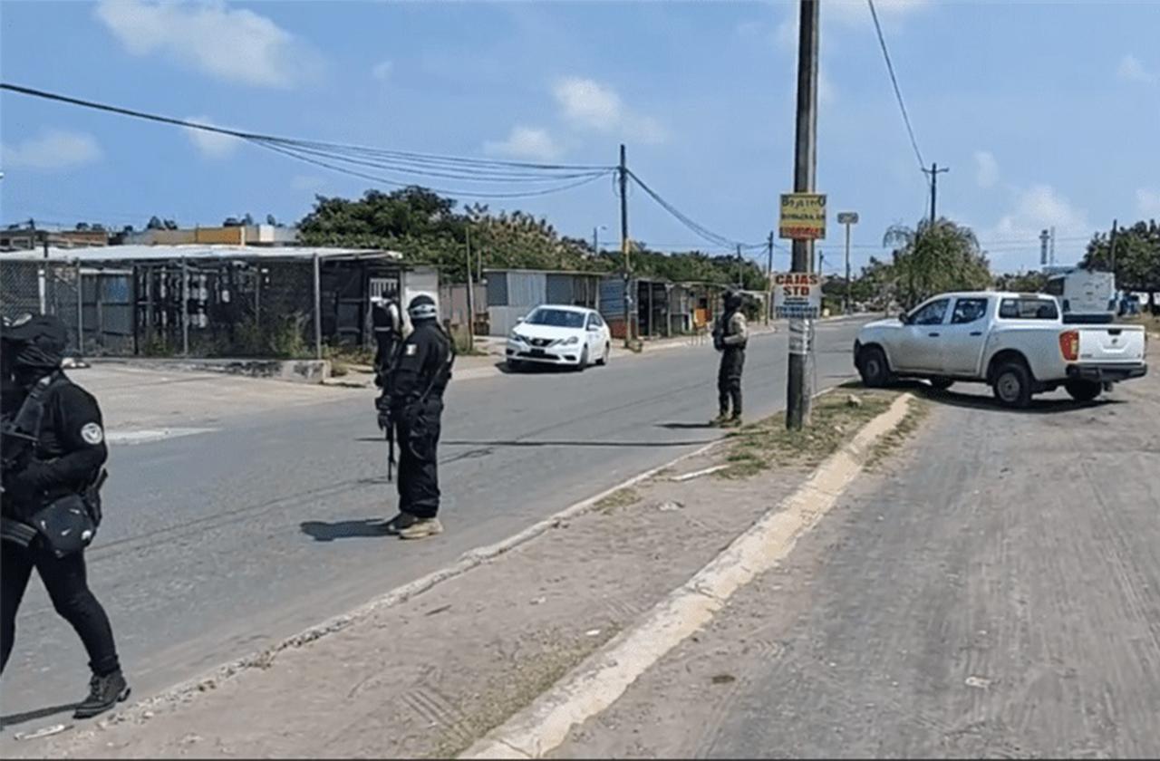 Ejecuta SSP operativo antisecuestro en colonias del puerto de Veracruz