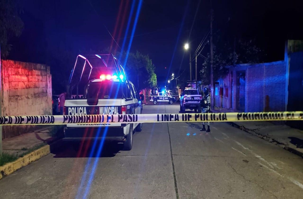 Se registra doble homicidio en Minatitlán; es el tercero del día