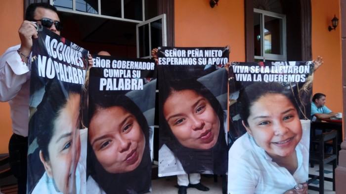 Padre de joven secuestrada en Minatitlán pide ayuda a la Federación