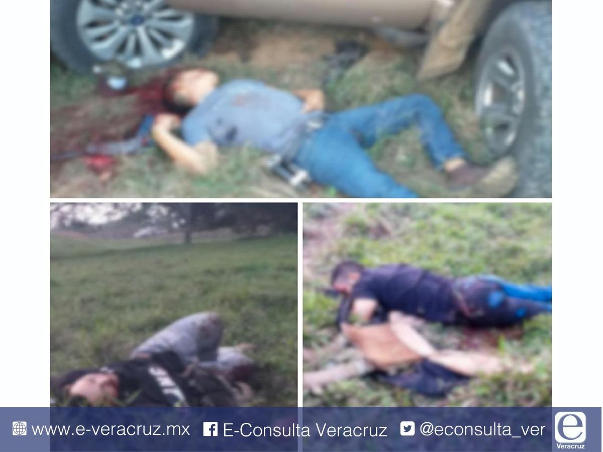 Tres secuestrados entre los 6 asesinados en Playa Vicente