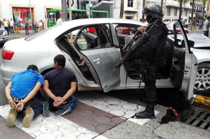 Policía rescata a joven de 14 años secuestrada en Veracruz