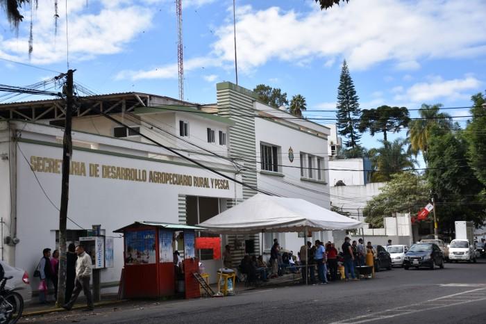 Campesinos veracruzanos denuncian a titular de Sedarpa ante la PGR