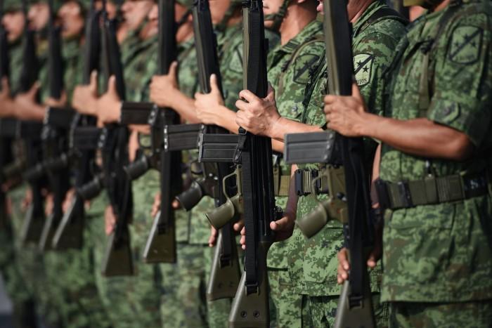 Senado debe aclarar función de fuerzas armadas en Ley de Seguridad Interior