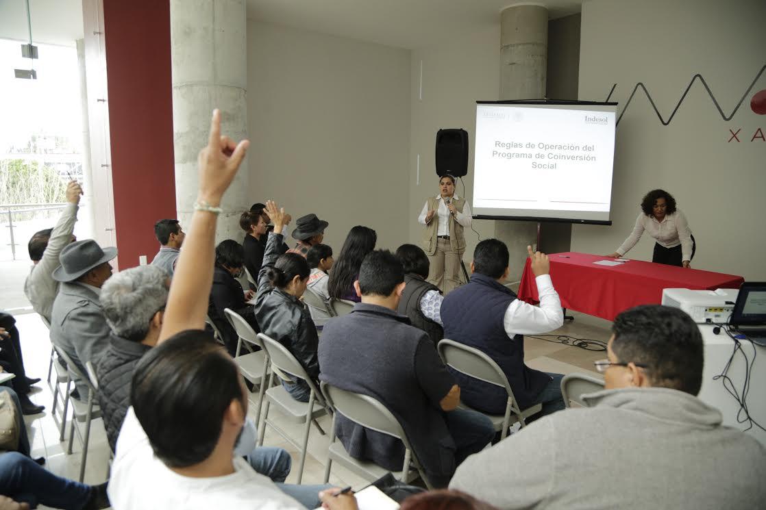 Promovemos la participación de sociedad civil con acciones de desarrollo: Anilú Ingram