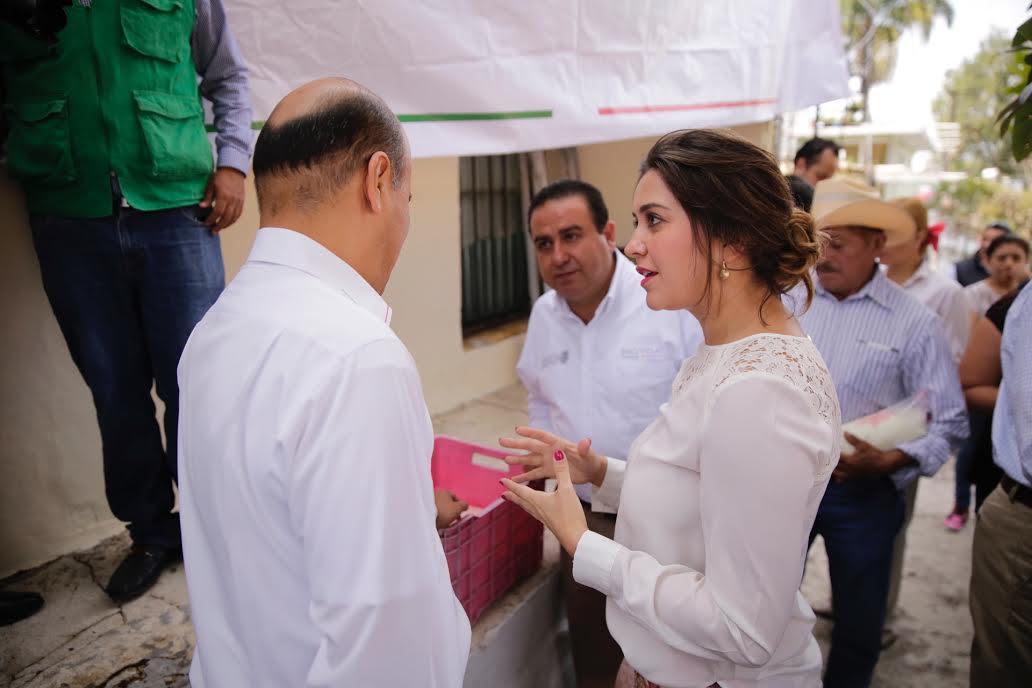 Llegamos con Liconsa a las zonas más vulnerables de Veracruz: Anilú Ingram