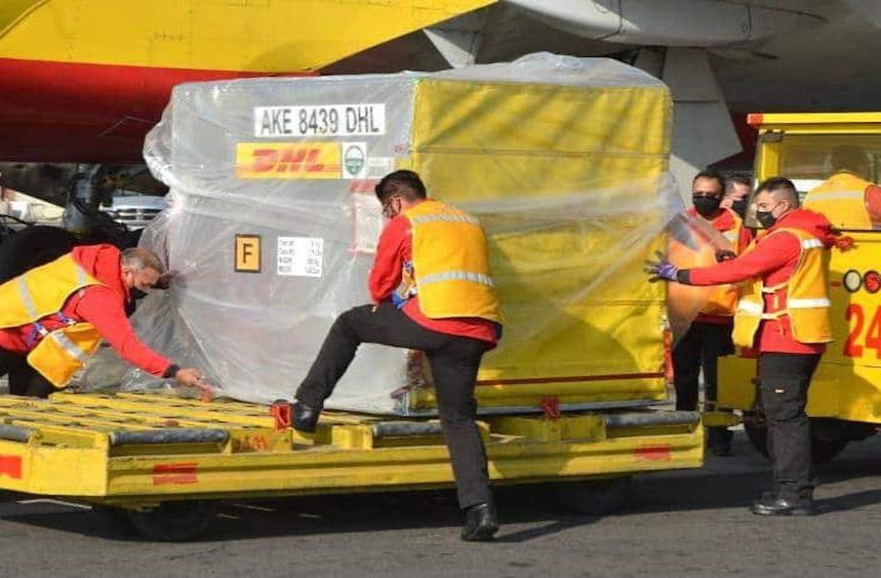 Segundo lote de vacunas covid llegará a Mexico el martes