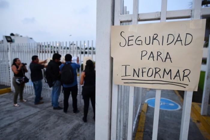 Tras intento de secuestro reportero de Córdoba podría ser reubicado