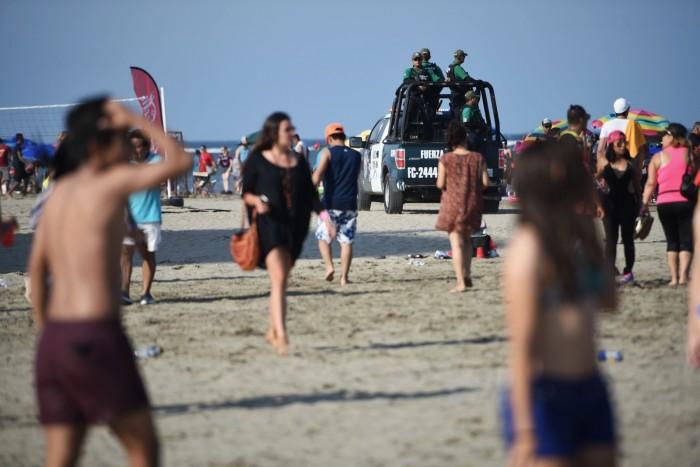Empresarios prevén caída del 40% en afluencia turística por inseguridad