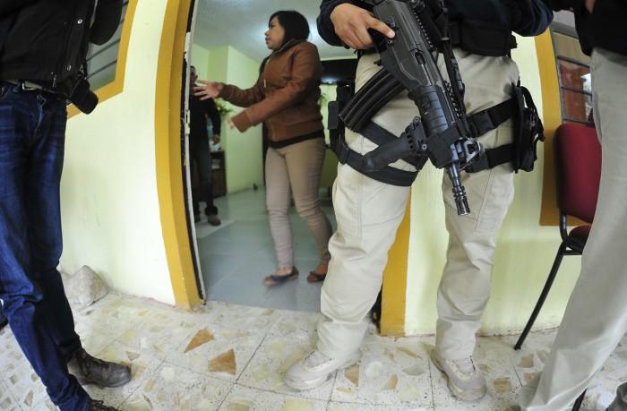 Empresas de seguridad privada operan sin permiso de la SSP