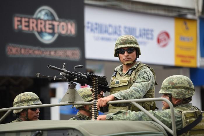 Morena reitera petición de Comisionado de Seguridad para Veracruz