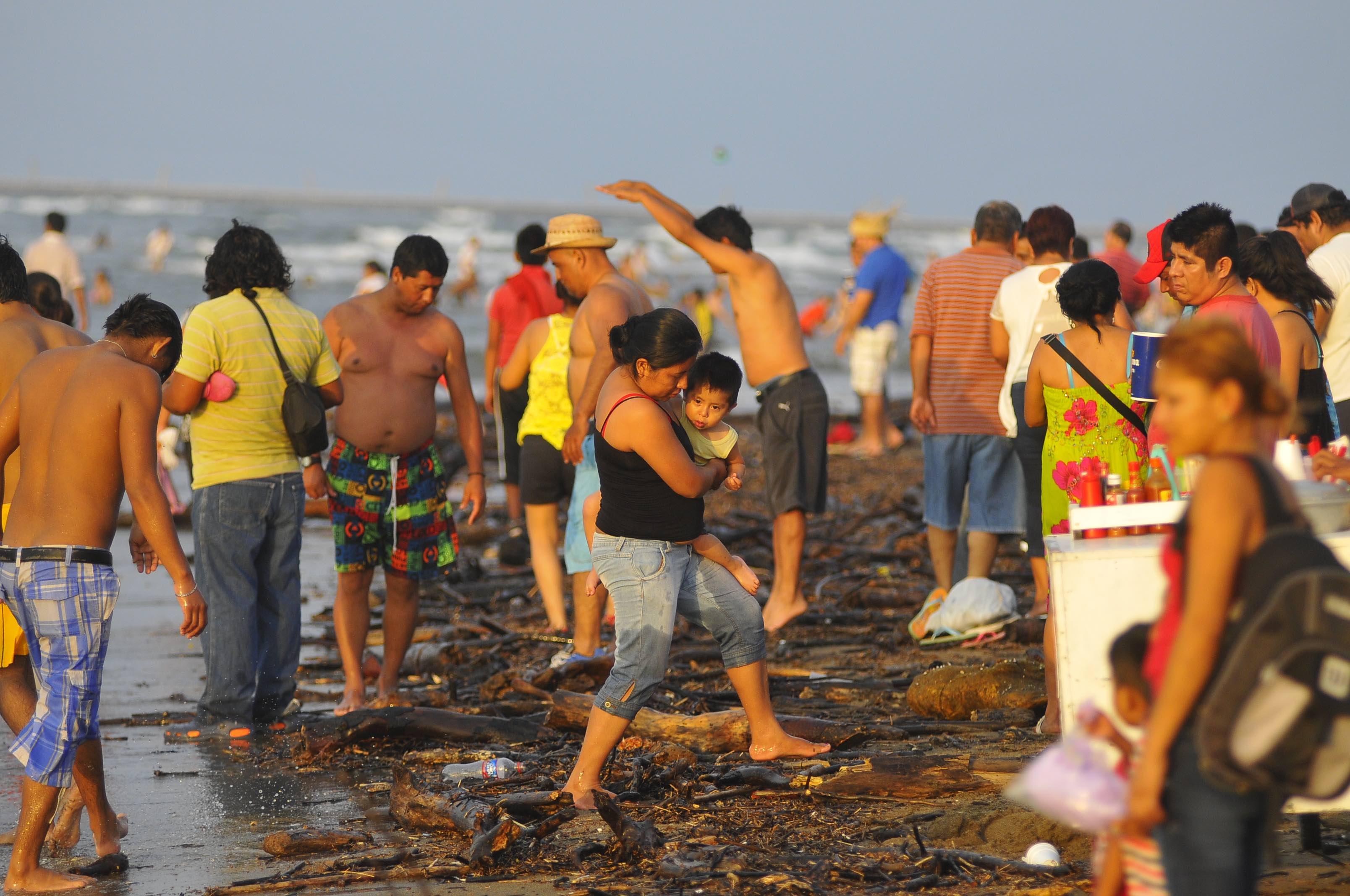 Se incrementan rescates en playas por Semana Santa: PC