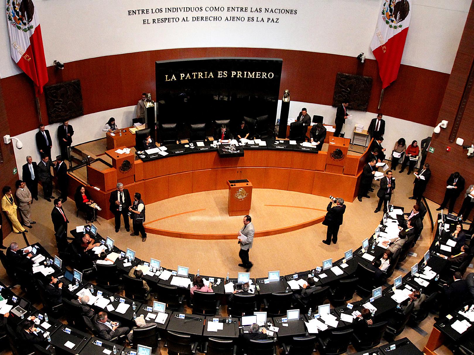 Piden al Senado frenar asesinatos de periodistas en Veracruz
