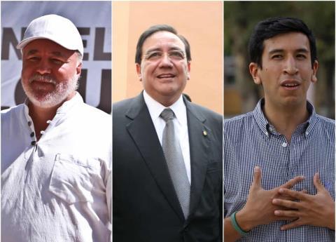 ¿Quiénes son los candidatos independientes al Senado, quién los financia?