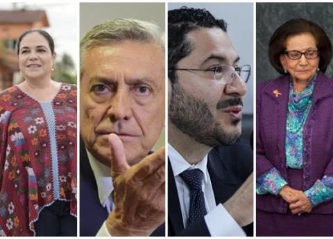 ¿Quiénes buscan presidir el Senado de la República?