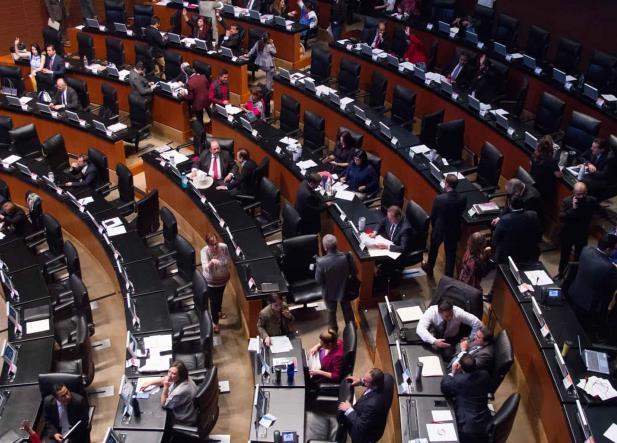 Avanza reforma educativa en el Senado