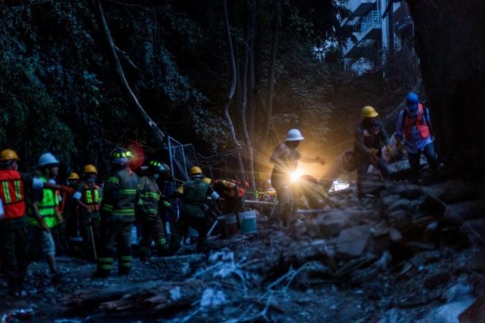 El corto del sismo de 7.1 en México que eriza la piel