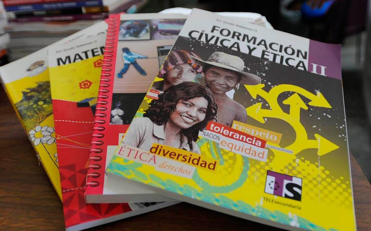 En cola 30 mil libros de texto para telesecundarias del Estado