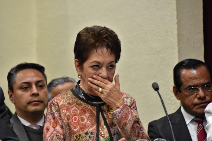 Niega Xóchitl Osorio recomendación de la CNDH sobre operativos
