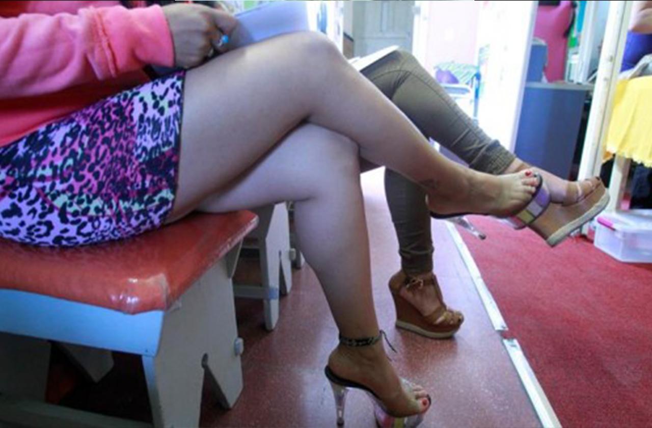 Crisis por covid-19 golpea economía de trabajadoras sexuales en el sur