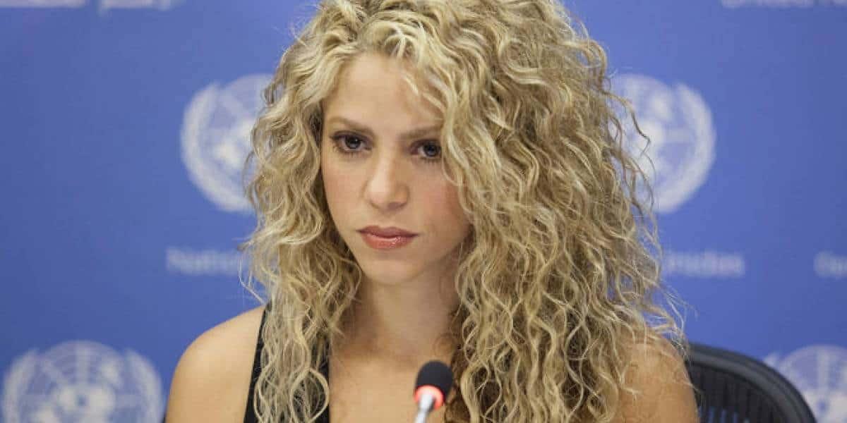 Shakira está hospitalizada en Barcelona