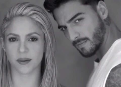 ¿Por qué Shakira dice que fue incómodo grabar con Maluma?