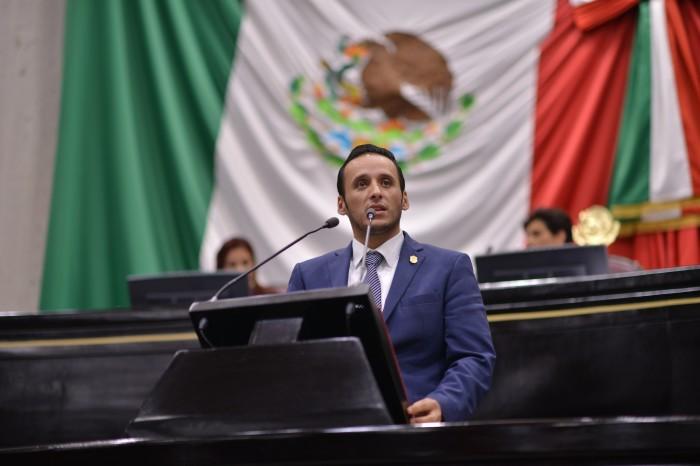 Presidente de la Jucopo rechaza violación a derechos humanos