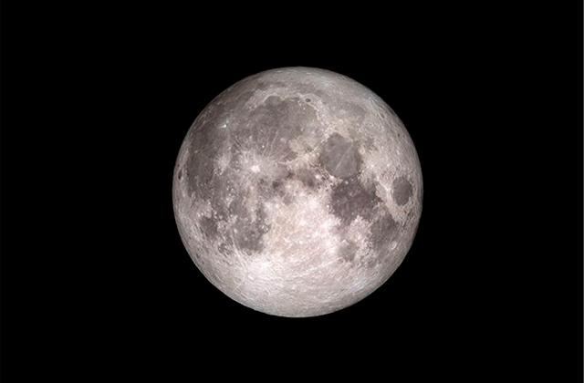 ¡Sí hay agua en la luna!, confirma la NASA
