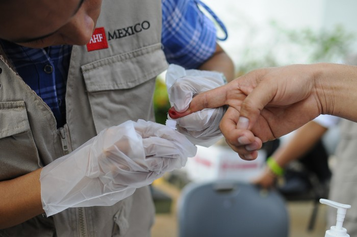Por crisis económica estatal, cierran centro de atención a enfermos de VIH-Sida