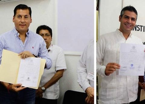 Tarek Abdalá y Alberto Silva mantienen fuero; priistas los salvan