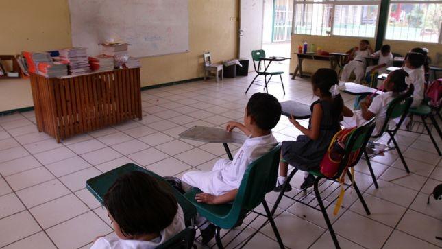 No hay maestros en escuelas de Altotonga