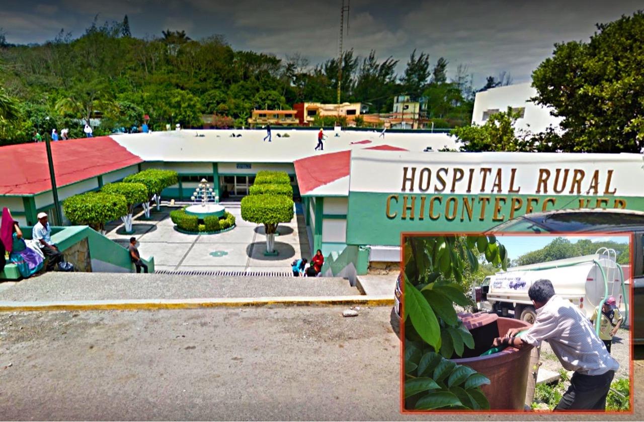 Sin agua ni crematorio, hospital indígena de Veracruz enfrenta al covid