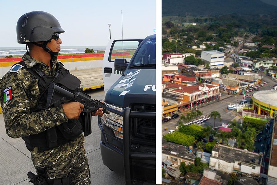 Habitantes de Omealca acusan a policías de allanar su vivienda