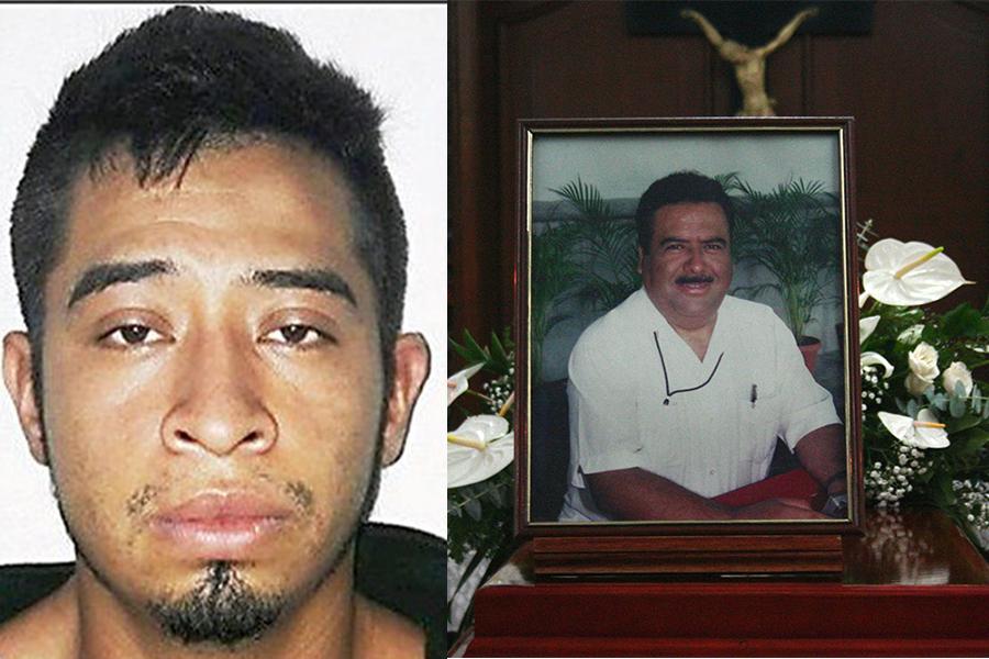 50 años de prisión a asesino de Ricardo Monlui