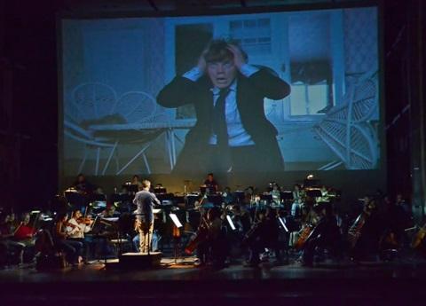 Sinfónica Nacional rinde homenaje a Stanley Kubrick