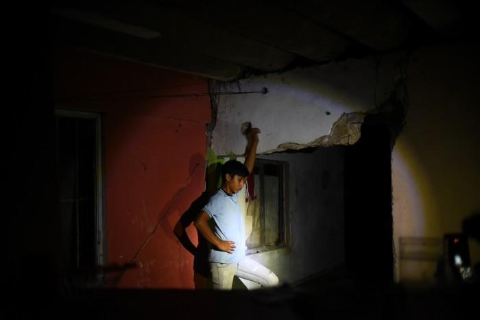Gobernador de Veracruz suspende clases por el huracán Katia