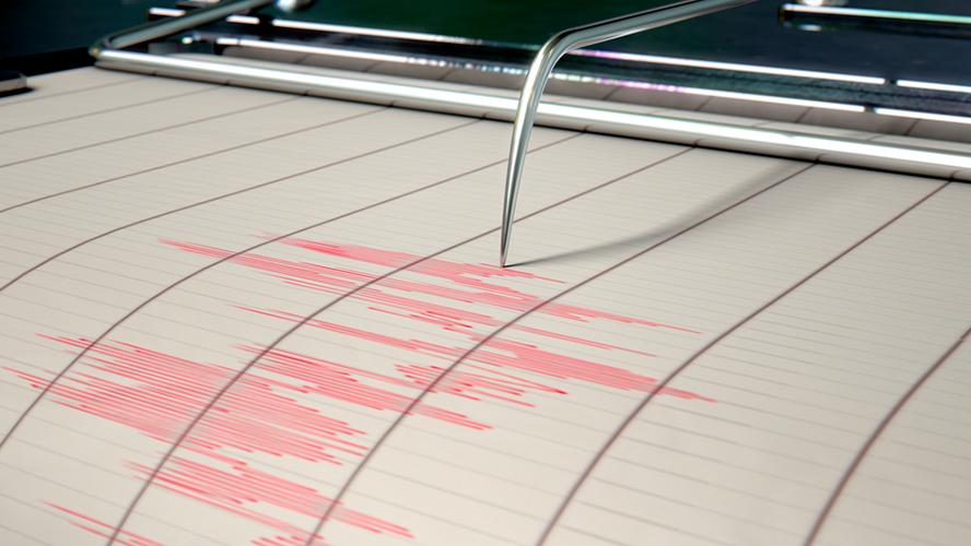 Se registra sismo de 4.1 grados en la zona sur de Veracruz