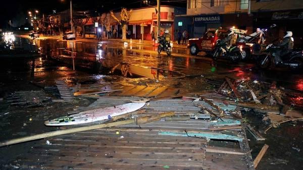 Suman ocho muertos por terremoto en Chile