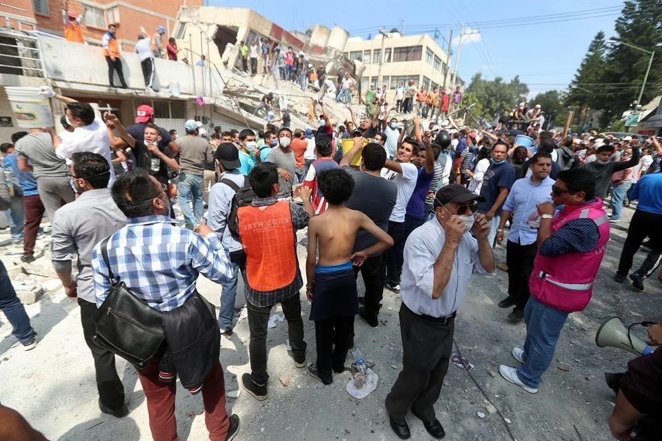 SEP anuncia suspensión de clases en 8 estados tras sismo