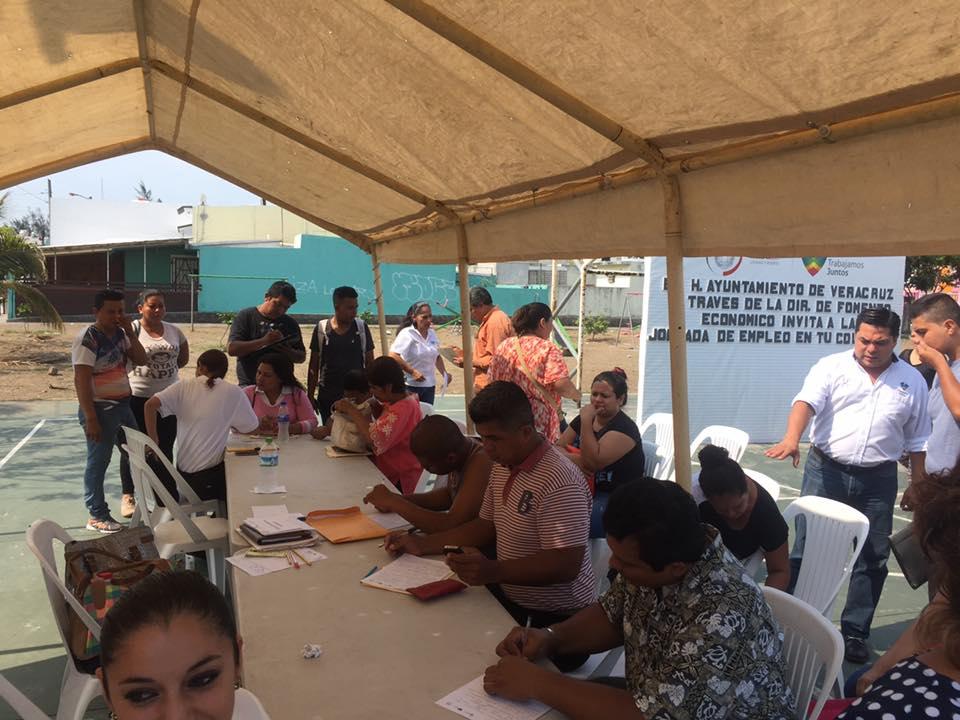 Vincula gobierno municipal de veracruz a 150 habitantes de r o medio con empresas empleadoras - Empleo sigma alimentos ...
