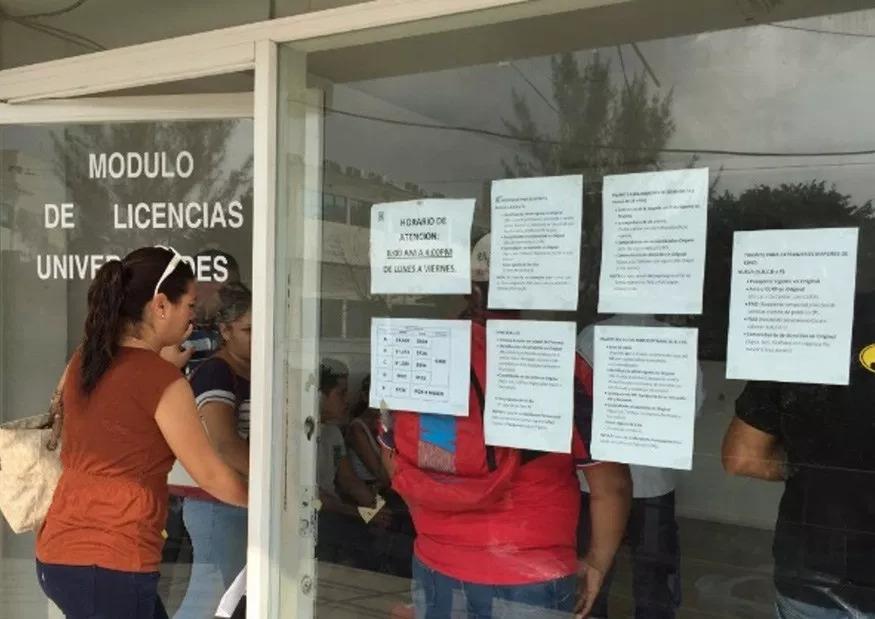 M E Consulta Com Con Cuitláhuac Licencias De Conducir Son