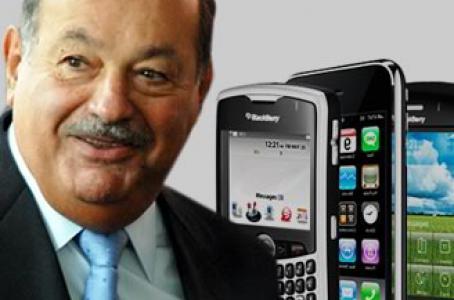 Slim sigue siendo 'el rey' de la telefonía, pese al IFT
