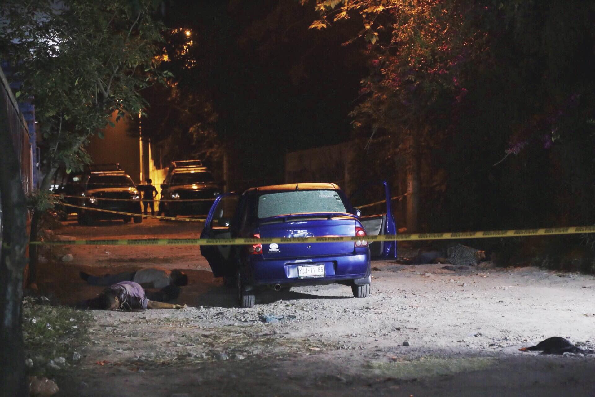 Ejecutan a otro hombre en xalapa agresores mueren tras for Universidades en xalapa
