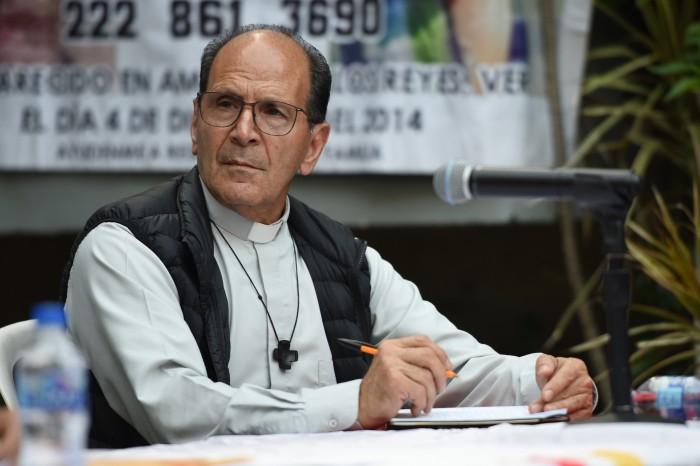 Padre Solalinde pide protección para candidato de Movimiento Ciudadano