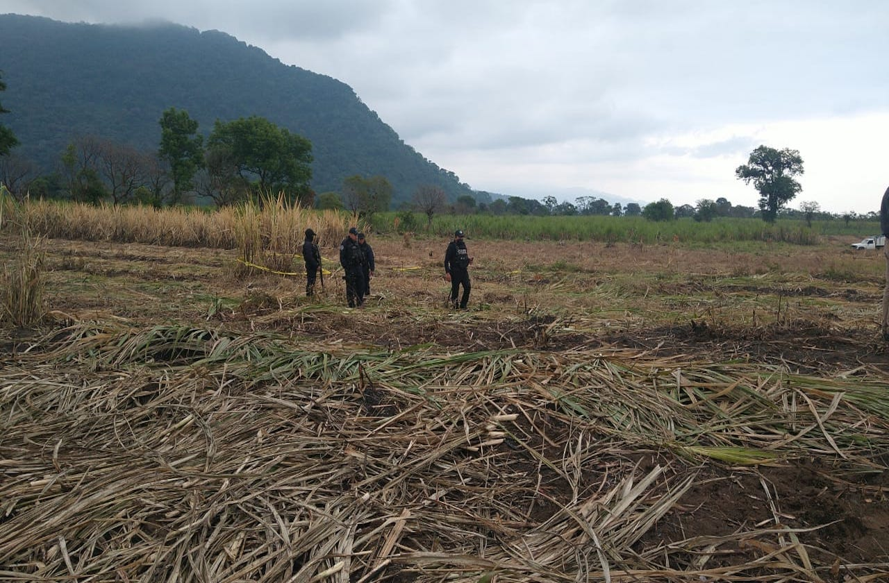 Colectivo pide buscar restos humanos en predio de Atzacan