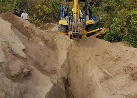 Solecito encuentra 6 cráneos más en Colinas de Santa Fe, suman 295