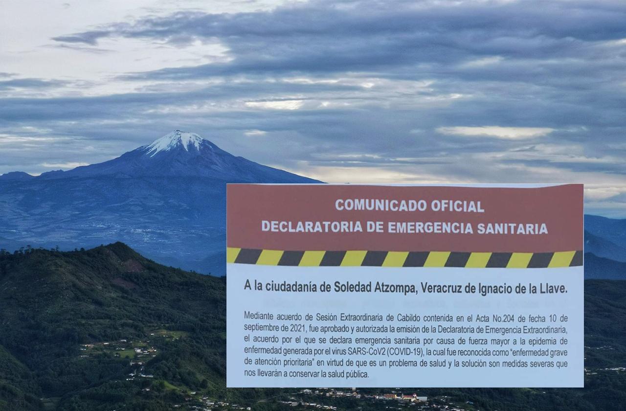 Declaran emergencia sanitaria en Soledad Atzompa