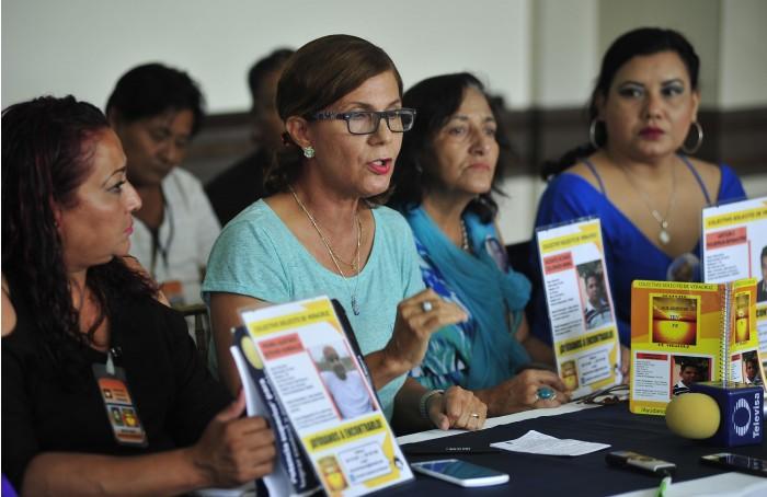 Documentan 15 casos de desaparición forzada contra Arturo Bermúdez