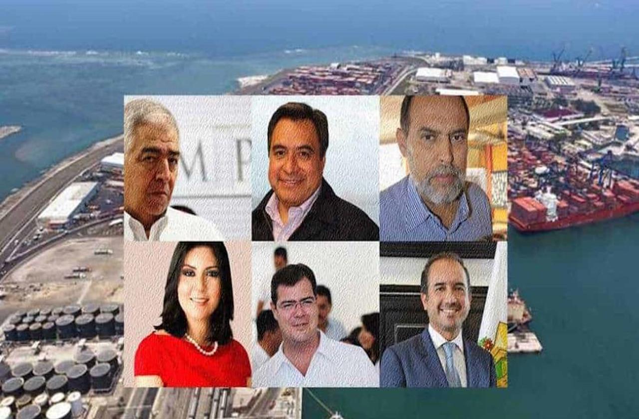 6 exfuncionarios, relacionados a daño ambiental del puerto