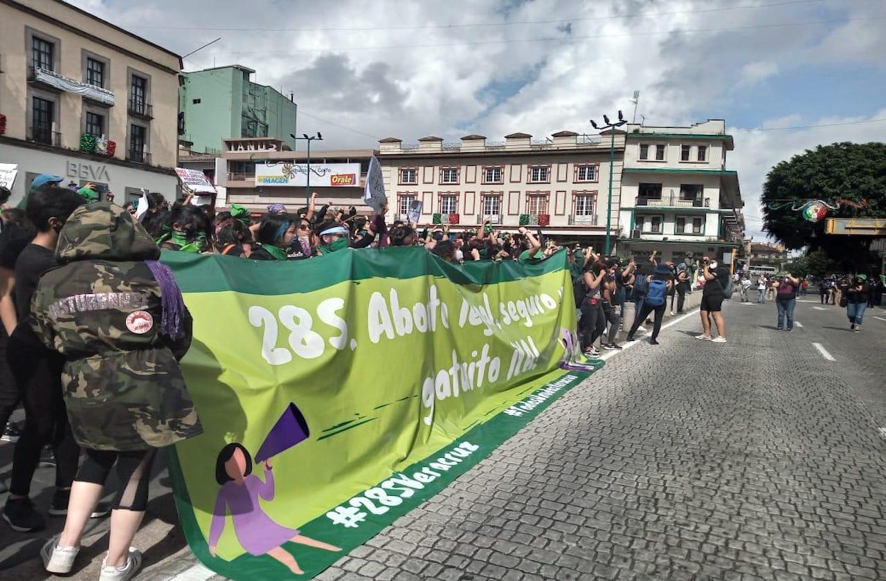 Soy Rosalba y aborté clandestinamente en Veracruz