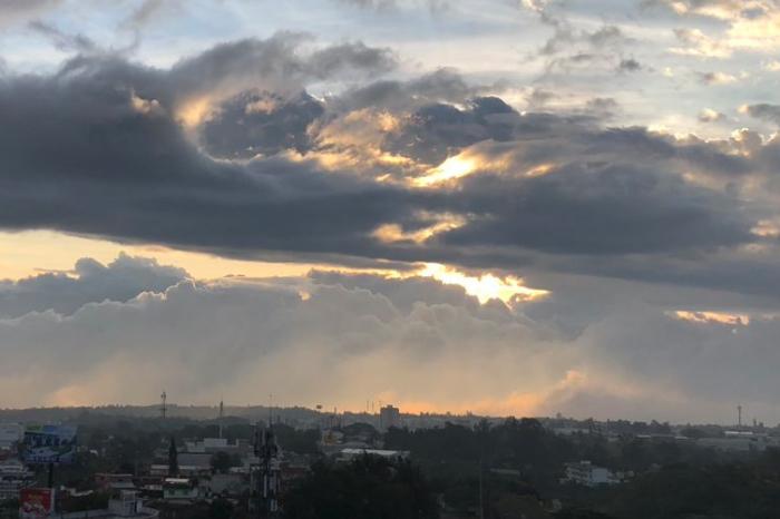 Llega el Frente Frío 12 a Veracruz, se mantendrán condiciones para lluvias